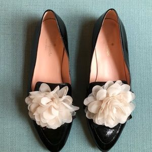 Kate Spade Patent Leather Loafers